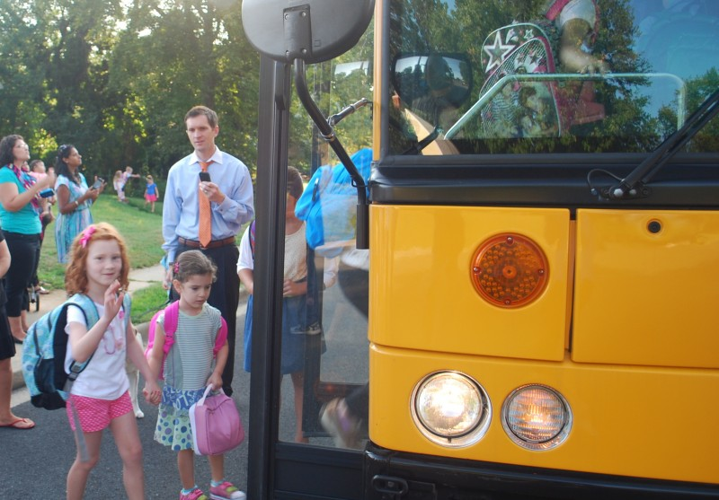 Calling Silver Spring's Incoming Kindergarteners!