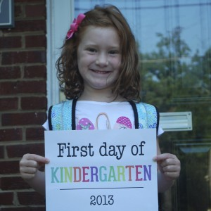 Silver Spring Incoming Kindergarten Orientation