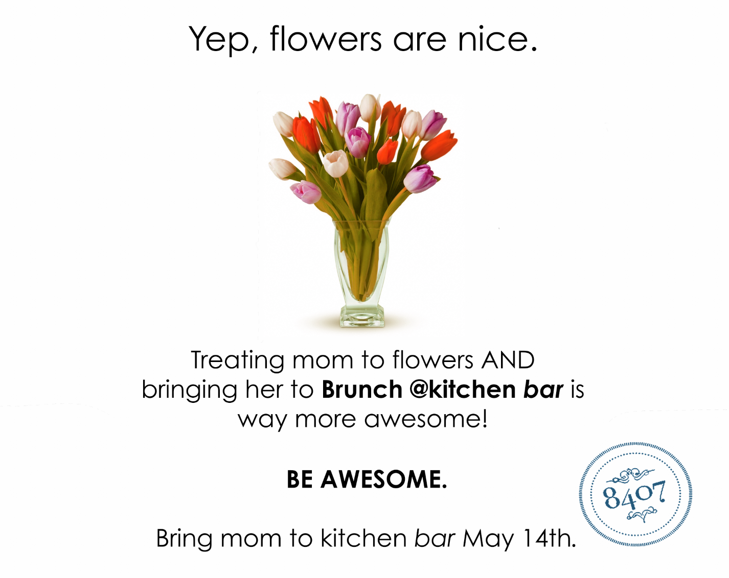6 spots we love for mother 39 s day brunch go brent for Italian kitchen silver spring