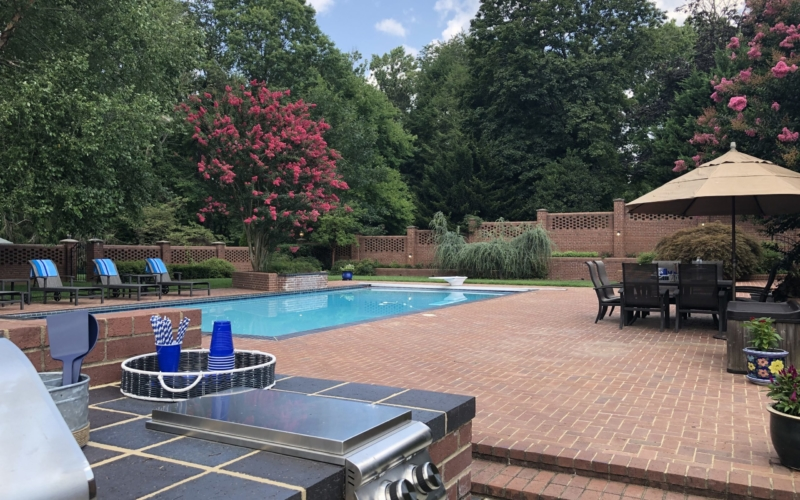 Vierling Pool Patio