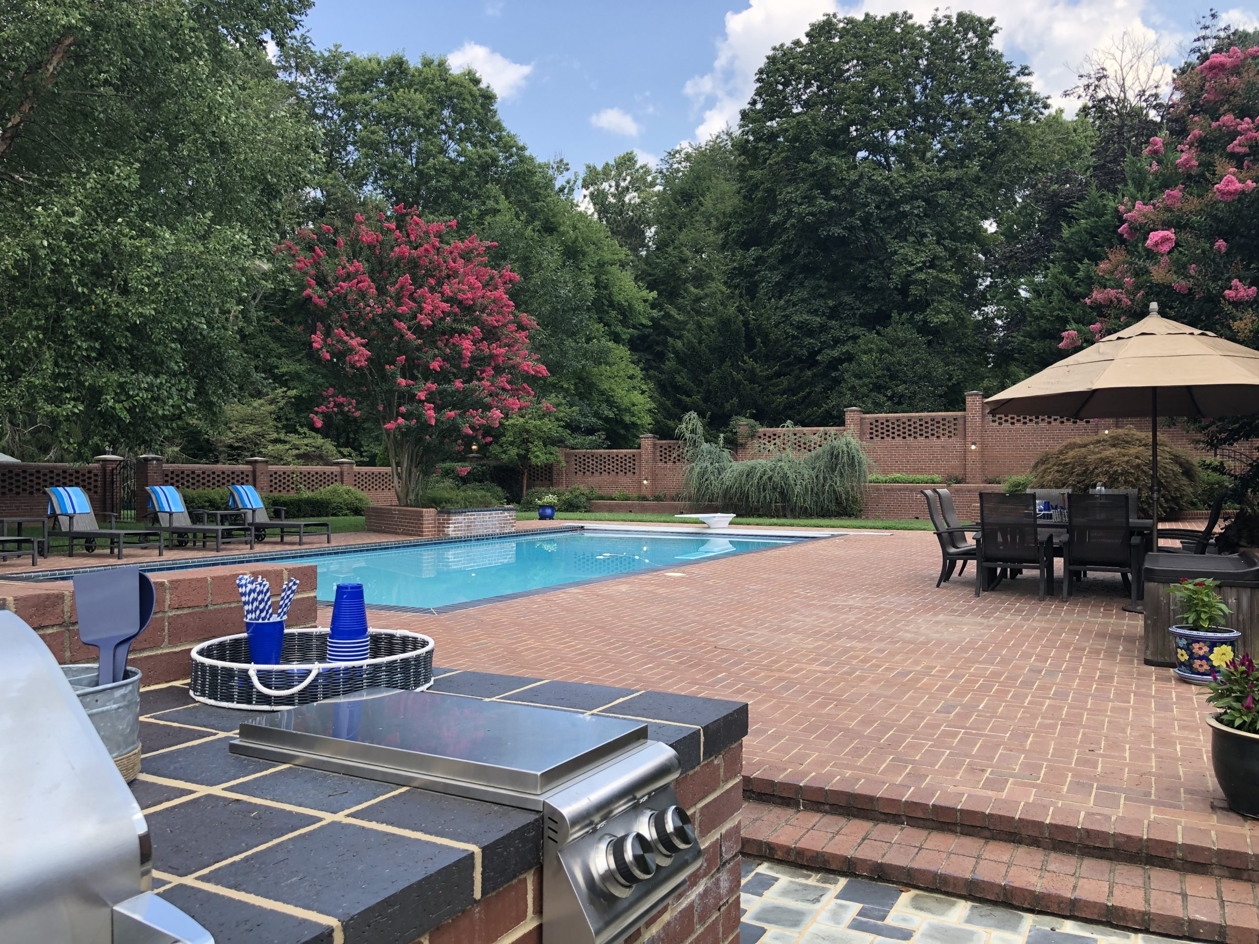 Vierling Pool Patio